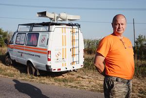 Как работает поисково-спасательный отряд «Волонтер»