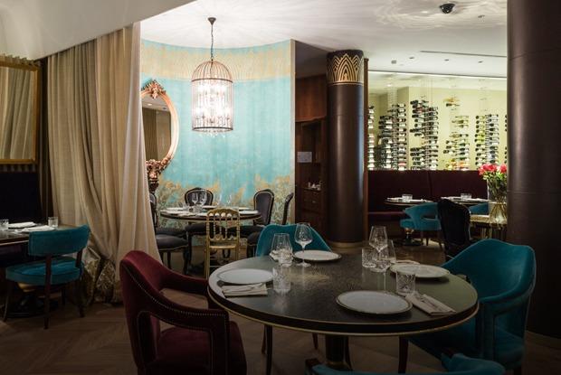 Ресторан «КоКоКо» в отеле W (Петербург)