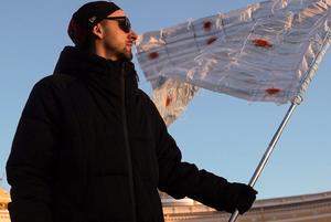 Как уличные художники переживают эпидемию и изображают ее в своих работах