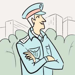 Московские полицейские о преступлениях, итогах реформы МВД и Украине
