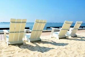 Иностранный опыт: 6 городских пляжей
