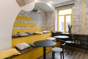 Baraban Hostel: Как устроен новый хостел на «Флаконе»