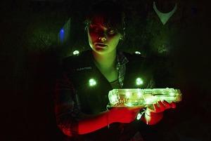 Геймеры против военных:  Битва в лазертаге во Владивостоке