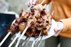 Шашлыкуем: Маринады для мяса и рыбы