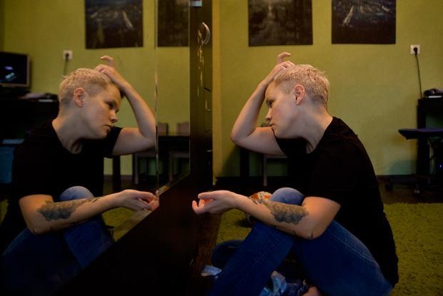 Юлия Савиновских — о трансгендерности и детях