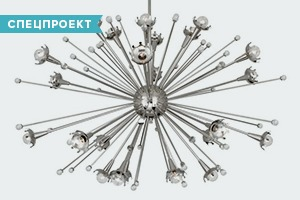 5 дизайнерских светильников, играющих на чувстве ностальгии