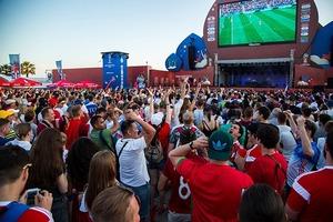 Чем заняться на фестивале болельщиков FIFA в Сочи