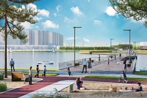 Как будет выглядеть первый парк в Некрасовке