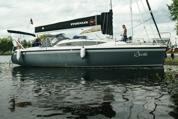 Дача под парусом: Яхта вместо загородного дома