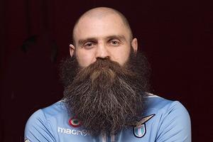 Участники российского чемпионата бородачей и усачей