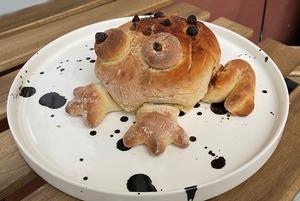 Frog bread: Все пекут хлебных лягушек. Попробуйте и вы!