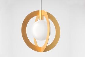Лаконичный светильник Diaradius от дизайн-студии Wishnya