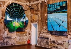 «Человеческий интерес»: выставка актуального искусства Москвы и Санкт-Петербурга