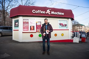 Как открыть своe автокафе в России