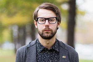 Внешний вид (Петербург): Павел Маркайтис, сотрудник музея «Эрарта»