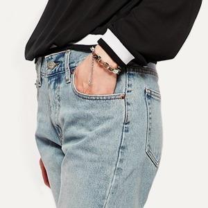 Где купить женские джинсы прямого кроя: 9 вариантов от 2 до 36 тысяч рублей