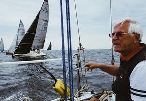 Как прошла парусная регата на Горьковском море