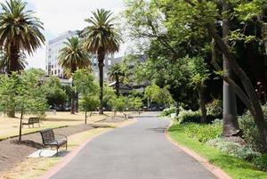 Как Мельбурн станет холоднее на четыре градуса