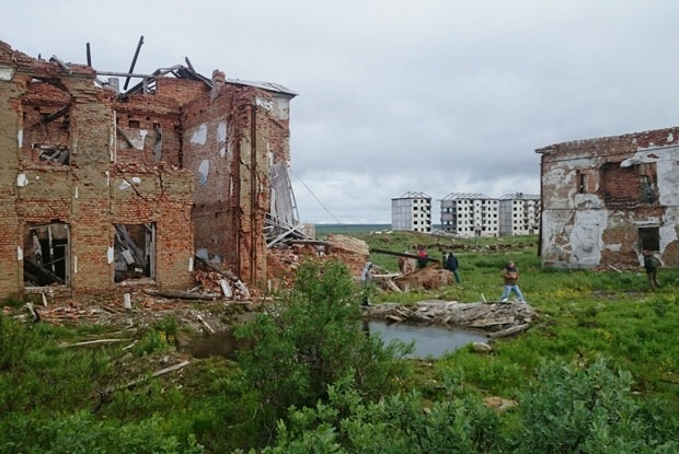 «Я объездил 626 городов России»