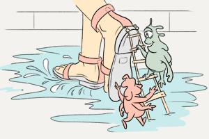 «Опасно ли носить обувь без носков?»