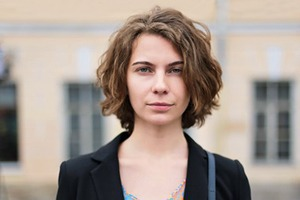Внешний вид (Петербург): Инна Гордиян, PR-специалист