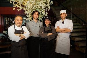 Готовим весенние блюда  с японскими поварами  во Владивостоке