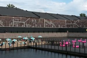 11 летних террас у воды в Петербурге