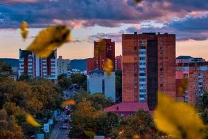 Золотая приморская осень в инстаграмах владивостокцев