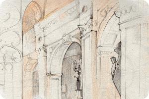 Клуб рисовальщиков: Особняк 1896 года