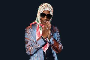 Бабушкин вариант: Зачем A$AP Rocky носит косынку и стоит ли вам ее купить