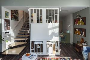 Два в одном: Как обустроить двухуровневую квартиру