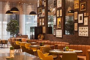 Кофейня Dolphin, Kito Poke и детский ресторан
