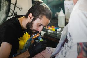 Участники Get Tattoo Vladivostok Festival