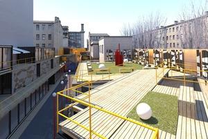 Горизонтальный проект: Коммерческий директор «Лофт Проекта Этажи» — про бизнес-центр из контейнеров
