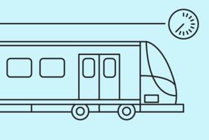 Сколько приходится ждать поезда в метро Нью-Йорка, Копенгагена, Брюсселя и Токио