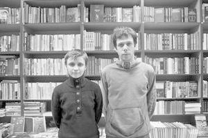 Константин Шавловский, владелец магазина «Порядок слов»