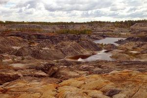 Остатки медных шахт и кратеры Марса: Куда поехать на выходные из Екатеринбурга