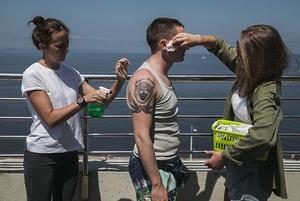 «На край света»: Как снимали телемуви ТНТ во Владивостоке