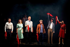 Пять причин сходить на спектакль «Клятва» в Театр молодежи