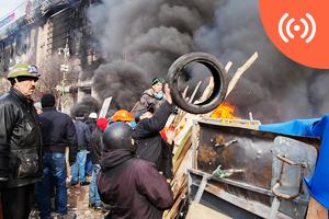 События в Киеве: 21 февраля