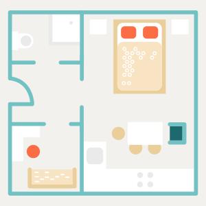Как большой семье обустроить маленькую квартиру
