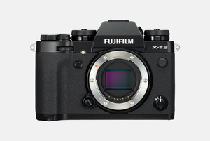 Новая беззеркальная камера Fujifilm X-T3