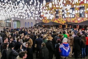 «Спасибо за счастливое детство»: Как Москва прощалась с баром «Симачев»