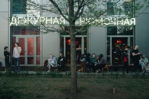 Как устроен трехэтажный «Зинзивер» на Новом Арбате