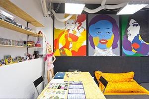 Офис недели (Петербург): Dange Design Studio