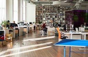 Офис: Коммуникационное агентство IQ marketing