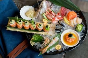 Новый Cutfish, суши на «Китай-городе» и «Фруктовая лавка»