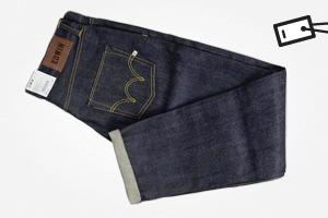 Лучше меньше: Где покупать джинсы Edwin