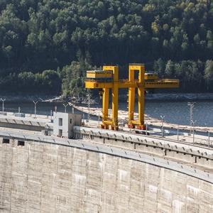 Как работает гидроэлектростанция