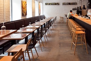 Новое место: Винный бар Vinostudia